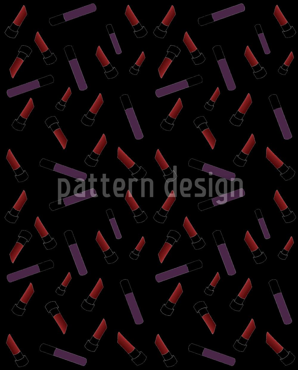 Papier peint design Neon Make Up