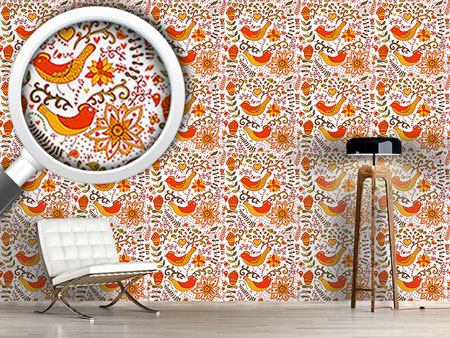 Design Wallpaper It Was The Larke
