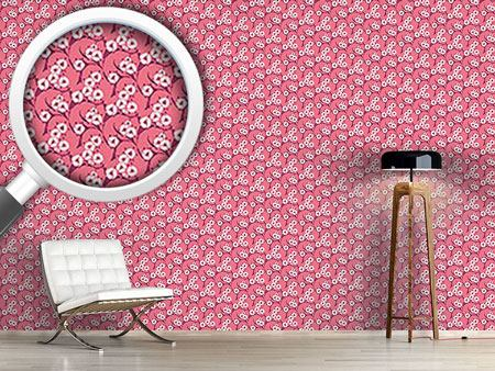 Design Wallpaper Une Chanson En Rose