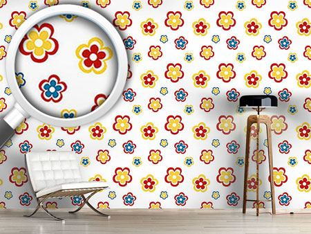 Design Wallpaper Happy Seventies