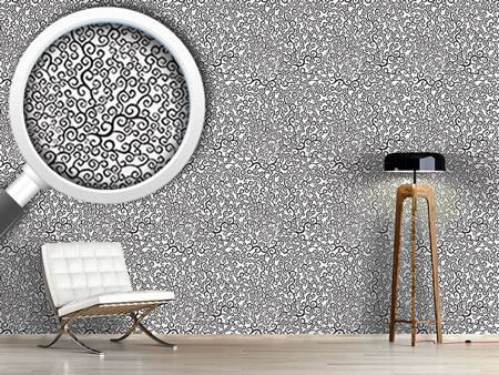 Design Wallpaper Magic Curls