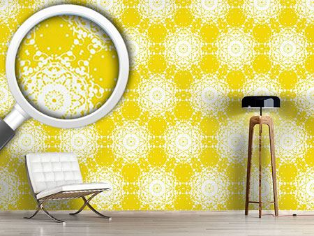 Design Wallpaper Aestival Doily