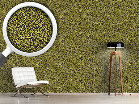Design Wallpaper Gustavs Magic Curls