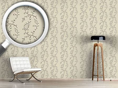 Design Wallpaper Cinderella Beige