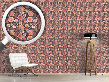 Design Wallpaper Magic Garden Gryffindor