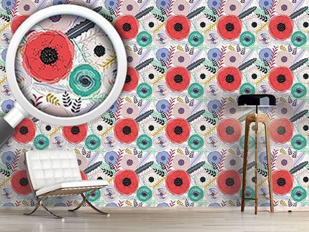 Design Wallpaper Anemona