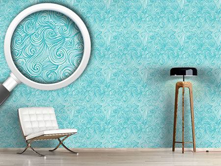 Design Wallpaper Glorious Waves