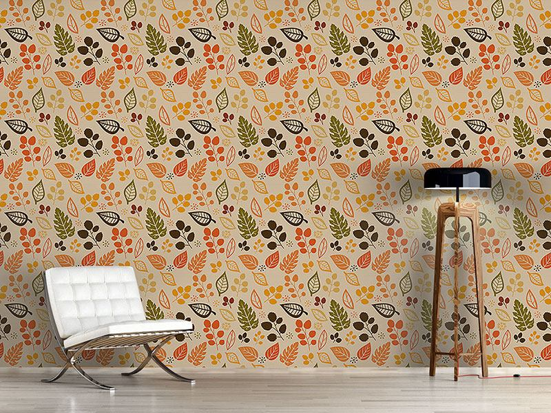 Design Wallpaper To Decide For Leaves