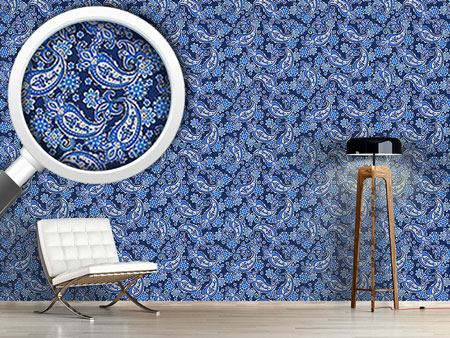 Design Wallpaper Paisley Royal