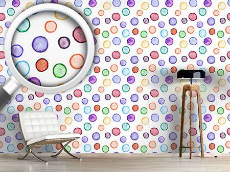 Design Wallpaper Watercolors Dot Com