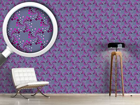 Design Wallpaper Dots In Motion