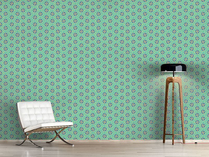 Design Wallpaper In The Eye Of The Atoll