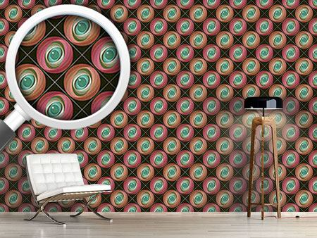 Design Wallpaper Abstract Circles