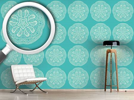 Design Wallpaper A Cool Touch Of Doily