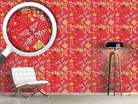 Design Wallpaper Summer Garden Dreams