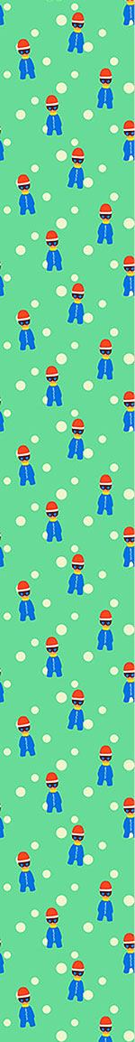 Papel tapiz de diseño Cool Winter Kids