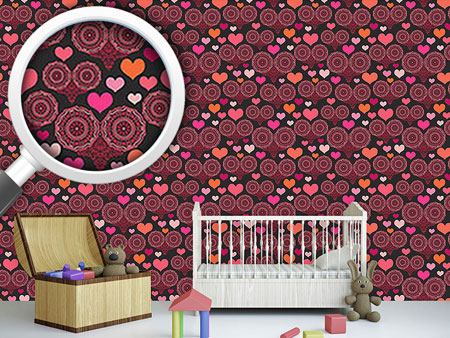 Design Wallpaper A Heart For Folklore