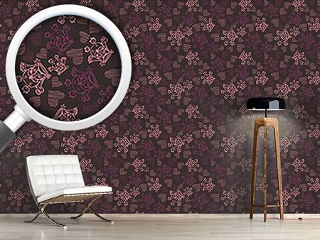 Design Wallpaper Love Is Owl Around