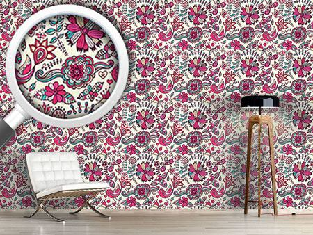 Design Wallpaper Russian Paradise