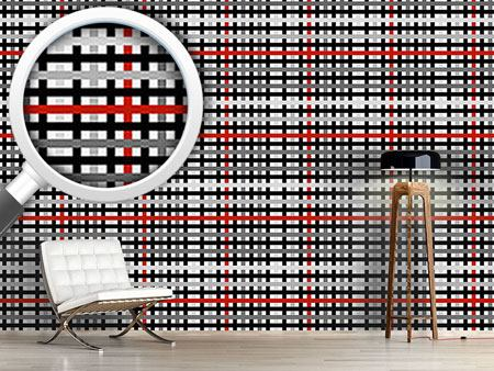 Design Wallpaper Modern Check