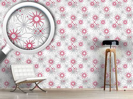 Design Wallpaper Star Candle