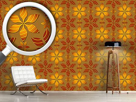 Design Wallpaper Calyx Petal