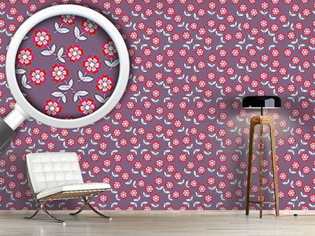 Design Wallpaper Flower Kate