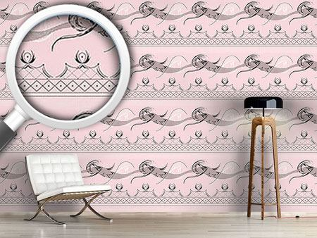 Design Wallpaper Moulin Rose