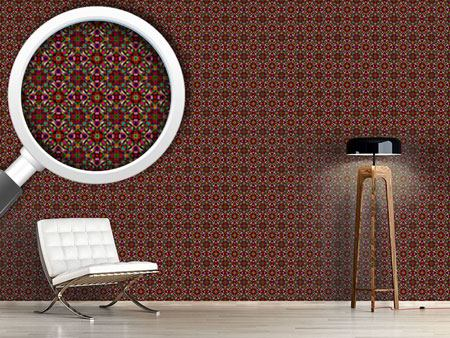 Design Wallpaper The Fantasy Of The Geometry