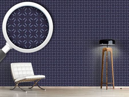 Design Wallpaper Midnight Sparkles