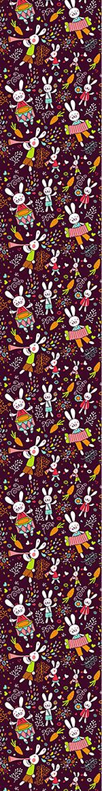 Design Wallpaper The Bunny Band