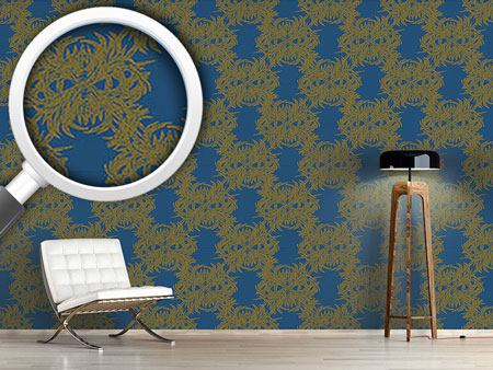 Design Wallpaper Algae Exquisite