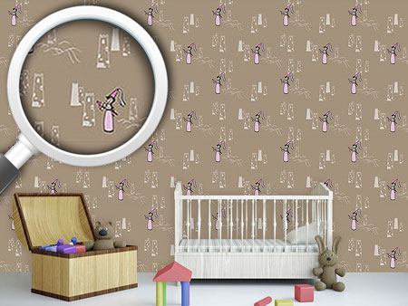 Design Wallpaper The Maiden Kunigunde