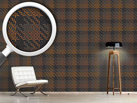 Design Wallpaper Smart Autumn Check