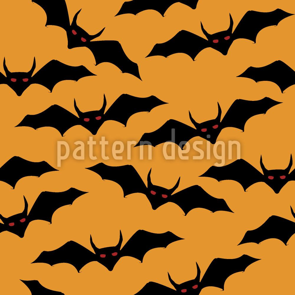 Carte da parati Demon Bats