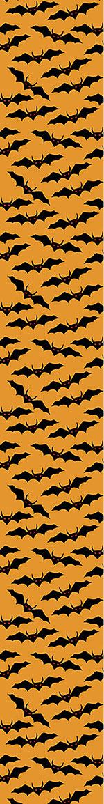 Papier peint design Demon Bats