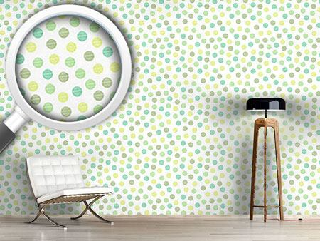 Design Wallpaper Soap Bubbles