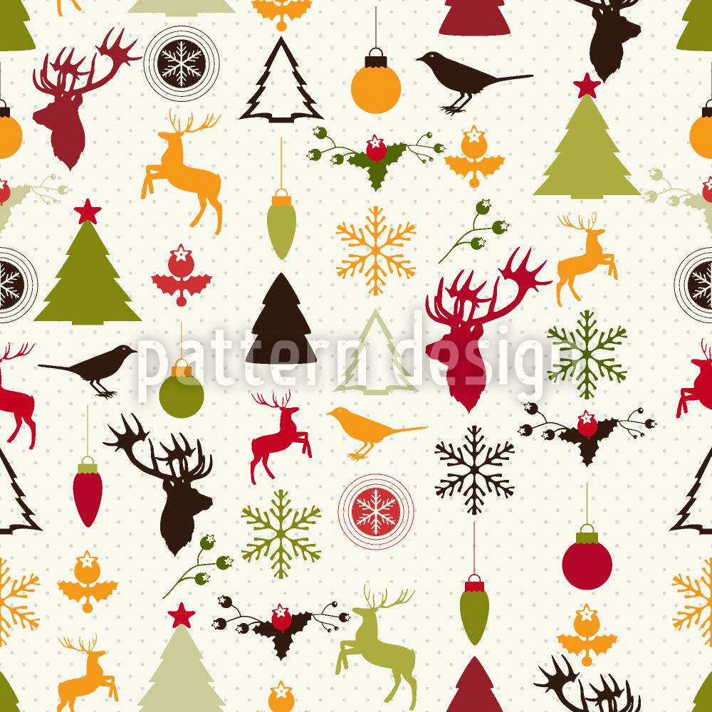 Design Wallpaper Christmas Joy