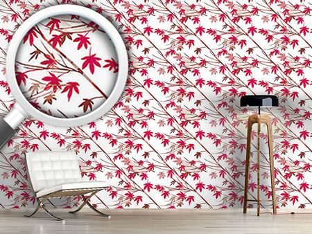 Design Wallpaper Japanese Maple