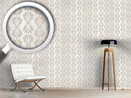 Design Wallpaper Shimmering Baroque