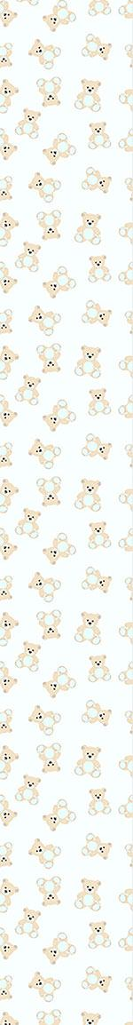 Papel tapiz de diseño My Little Petzi Bear