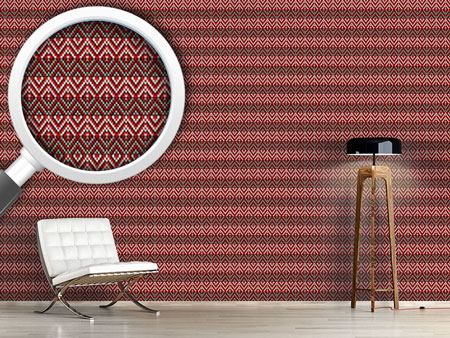Design Wallpaper Aztec Elegance