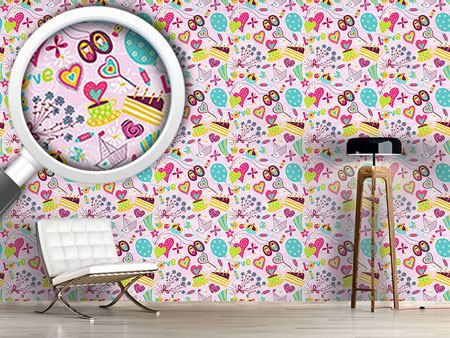 Design Wallpaper Birthday Dreams