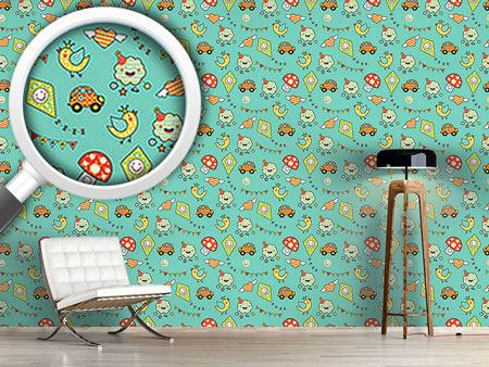 Design Wallpaper Come On Kids