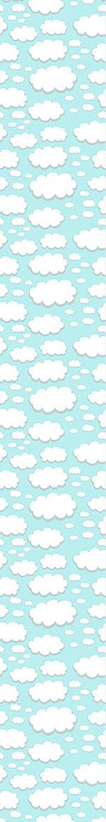 Papel tapiz de diseño Clouds Over Springfield
