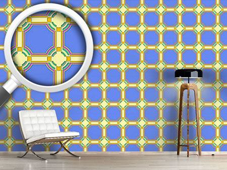 Design Wallpaper Palace Geometry