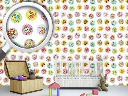 Design Wallpaper Kids Outdoor Fun