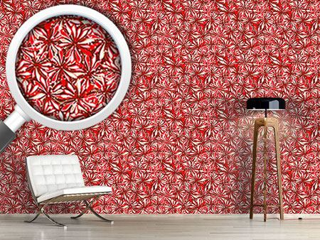 Design Wallpaper Floral Splendor