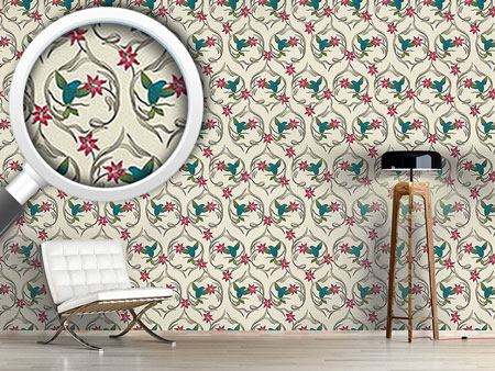 Design Wallpaper Kolibri Dream