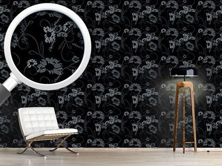 Design Wallpaper The Garden Nero